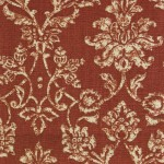 ISOLDE 137 Antique Red