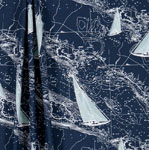 Sail Indigo 100%Cot