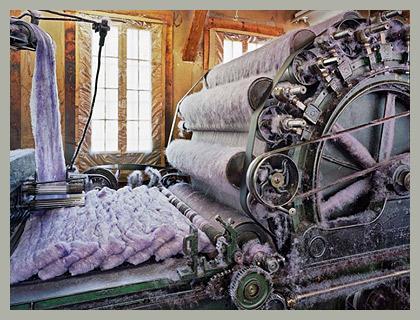 Текстильная промышленность в США