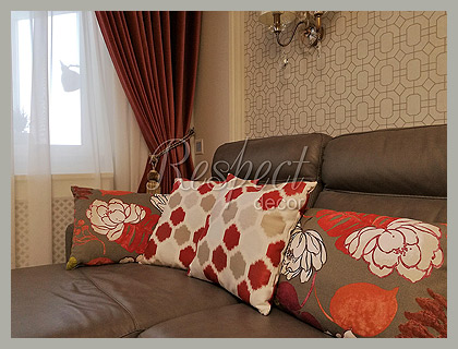 Декоративные подушки by Respect Décor