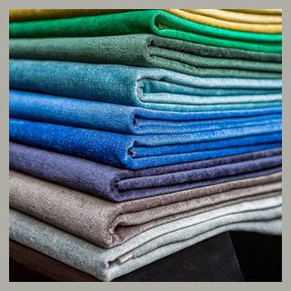 Элитные ткани для штор by Nobilis