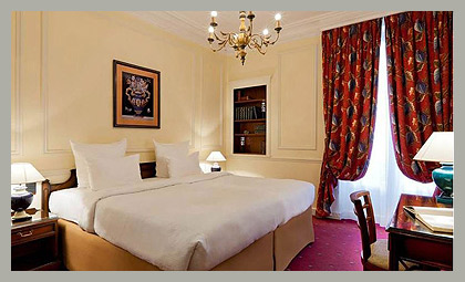 Портьеры для гостиницы