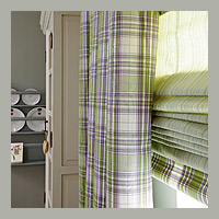 Хлопоковая ткань для штор by Jab