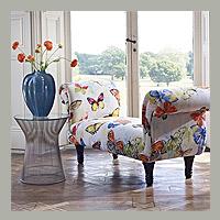 Обивка мебели в дизайне интерьера
