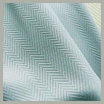 Ткань для штор с факутрой елочка