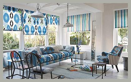Римские шторы by Designers Guild