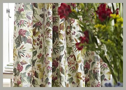Ткань с принтом by Prestigious textiles