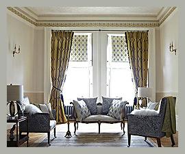 Шторы для спальни by Prestigious Textiles