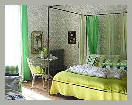 Шторы тюль в спальню by Designers Guild