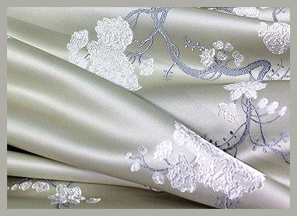 Ткань с вышивкой by ErreErre