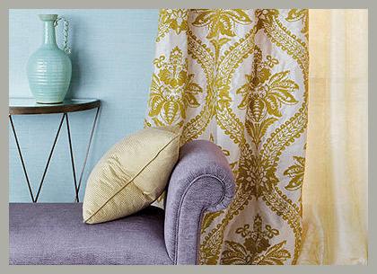 Ткань с вышивкой by Nobilis