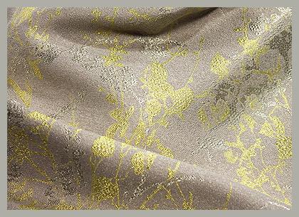 Ткань для штор с вышивкой by ErreErre